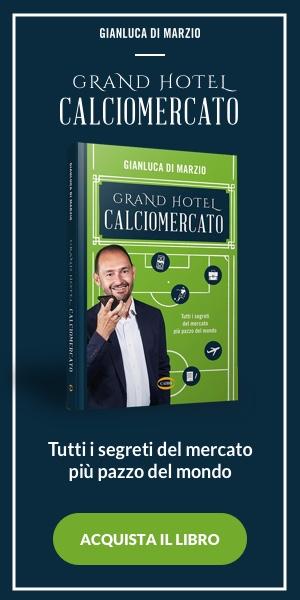 Libro Grand Hotel Calciomercato